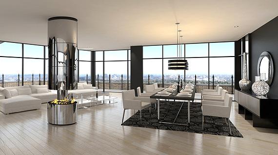 Design Einrichtung living design residence royal imperial